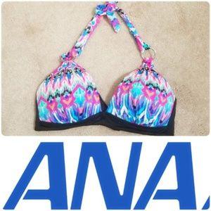 ANA   Padded Halter Bikini Top